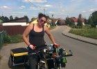 Z przyczepką i sakwami - rowerem po Warmii [cz. 2] Na trasie