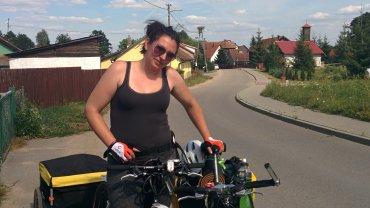 rowerem przez Warmię