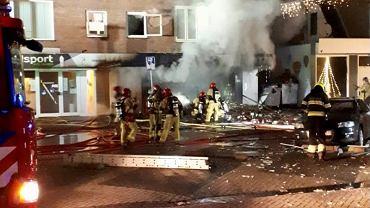 Wybuch w Aalsmeer