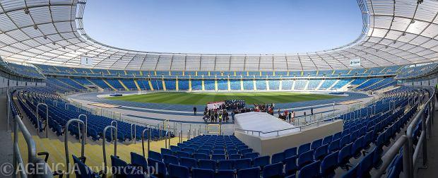 Stadion Śląski potrzebuje menedżera