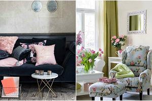 Trendy wnętrzarskie: kwiaty w stylu vintage we wnętrzach - propozycje