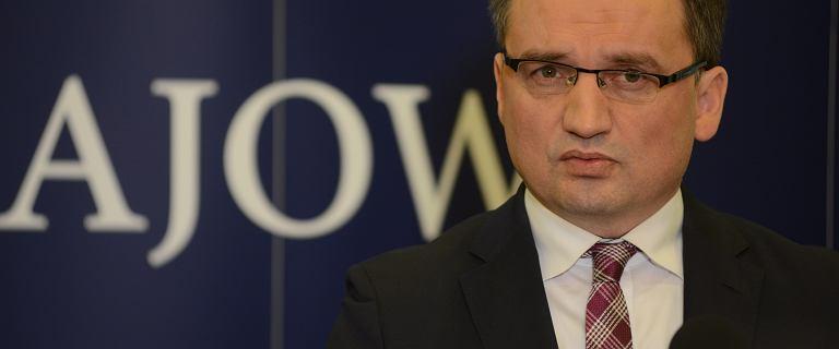 Ziobro chce uchylić immunitety sędziom i prokuratorom orzekającym w PRL