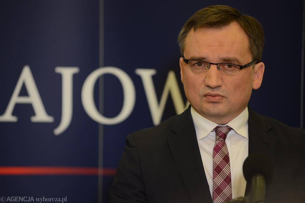 Zbigniew Ziobro: Premier z całą pewnością przedłuży rentę dla Tomasza Komendy