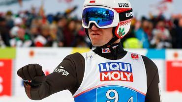 Skoki narciarskie. Kamil Stoch