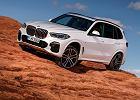Nowe BMW X5 - Niemcy pokazali flagowego SUV-a