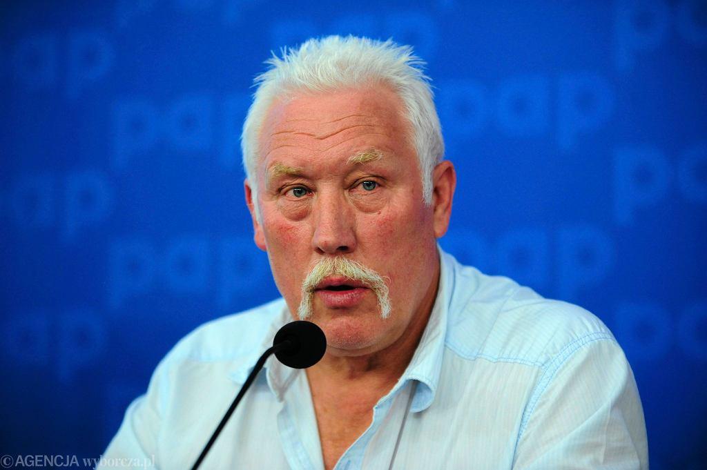 Władysław Kozakiewicz wystartuje z list PO do europarlamentu
