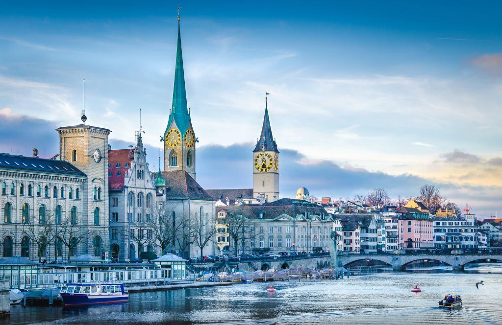 Szwajcaria została uznana za najlepszy kraj do życia