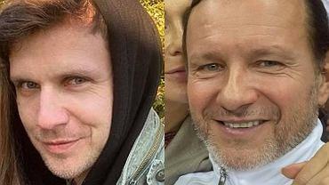 Radosław Majdan ma kilka ojcowskich rad dla Antka Królikowskiego. 'Przekazali mi je koledzy'