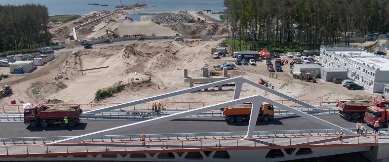 Mierzeja Wiślana. Most Południowy będzie nosił imię zmarłego posła PiS