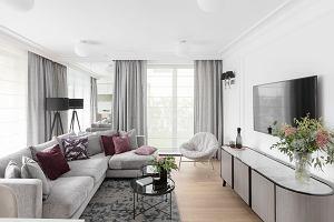 Mieszkanie w Sopocie: subtelne kolory, urok detali