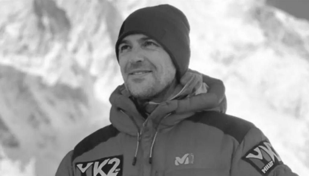 Nie żyje hiszpański alpinista, Sergi Mingote
