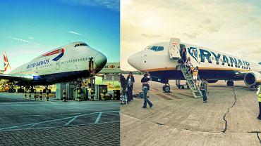 British Airways jak tania linia lotnicza?