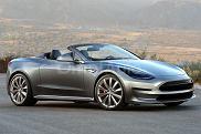 Tesla Roadster (wizualizacja)