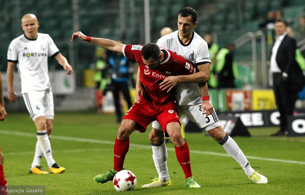 Legia Warszawa - Lechia Gdańsk 1:0