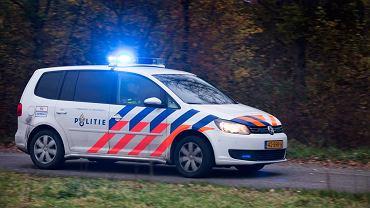 Holenderska policja, zdj. ilustracyjne