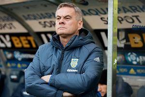 Kolejna zmiana trenera w ekstraklasie! Arka Gdynia ma nowego szkoleniowca
