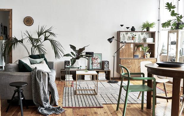 MaŁy Salon W Bloku Wnętrza Aranżacje Wnętrz Inspiracje