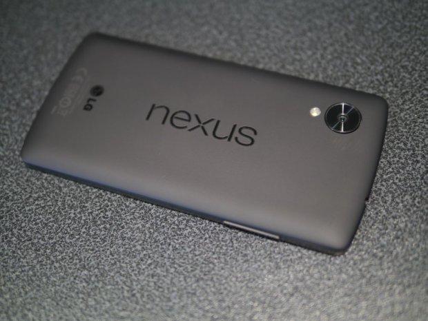 Nexus 5 - tył