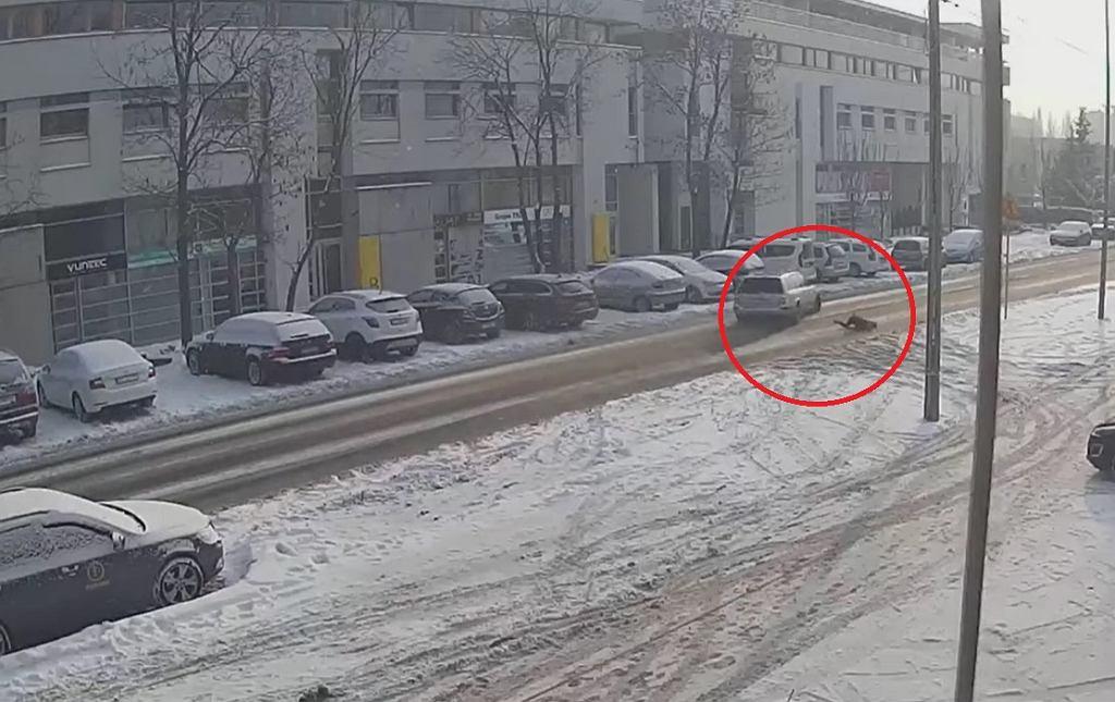Potrącenie dziecka w Poznaniu. Policja szuka sprawcy.