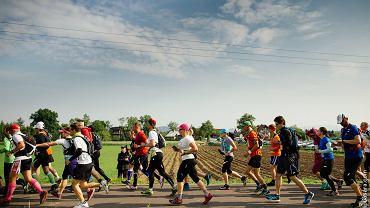 3. Chojnik Karkonoski Festiwal Biegowy.  W tym roku rywalizowało aż 400 osób!