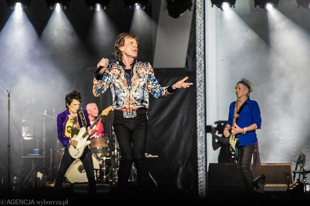 Koncert The Rolling Stones w Warszawie. Mick Jagger o polskich sądach