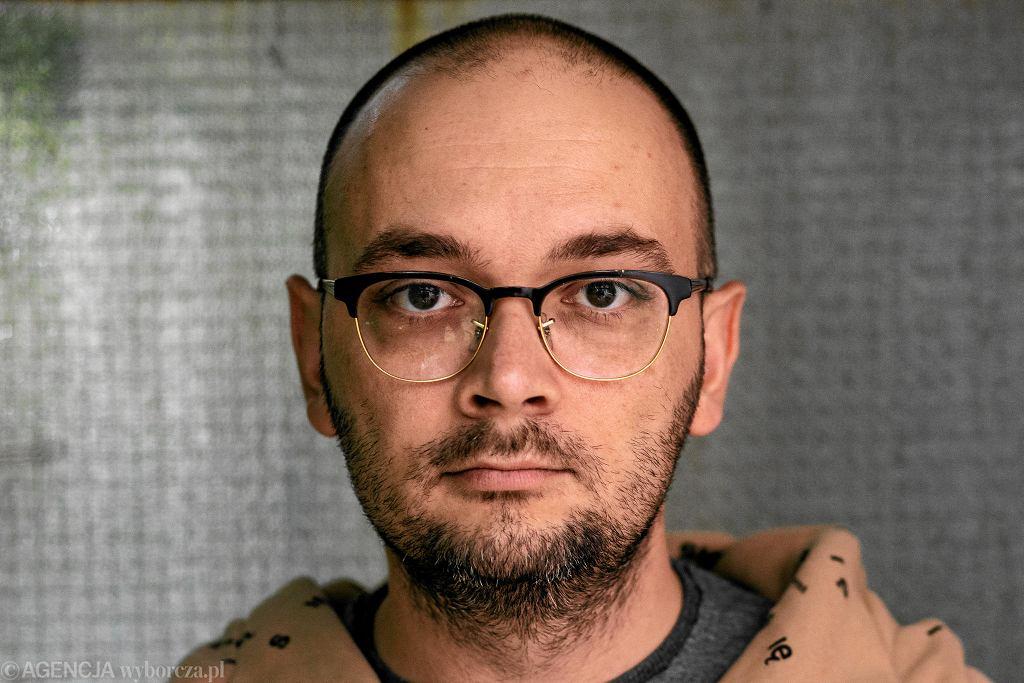 Filip Springer / DAWID ŻUCHOWICZ