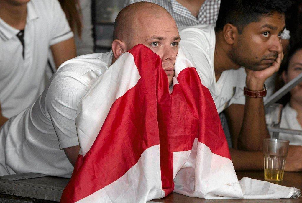 Anglia - Włochy 1:2