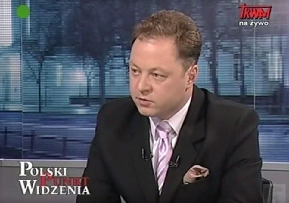 Klaudiusz Pobudzin z TV Trwam - teraz w