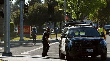 Policja w Kalifornii
