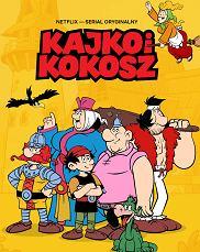 'Kajko i Kokosz' już 28 lutego na Netfliksie (Materiały Promocyjne Partnera Weekendu)