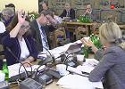 Zobacz najmocniejsze momenty z posiedzenia Komisji Sprawiedliwości i Praw Człowieka