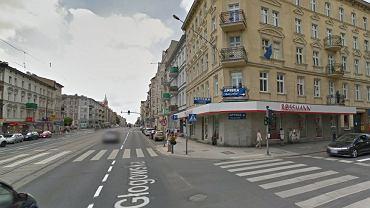 Poznań. Rossmann na ul. Głogowskiej