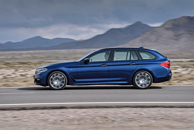 BMW serii 5 kombi