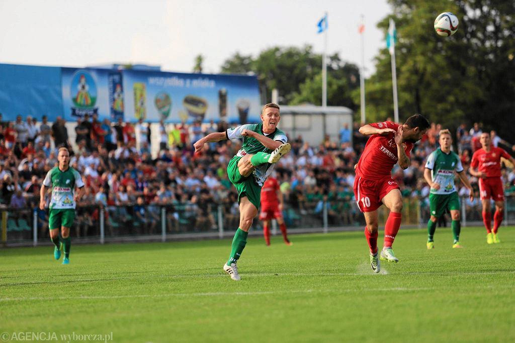 Pelikan Łowicz - Widzew 0:1