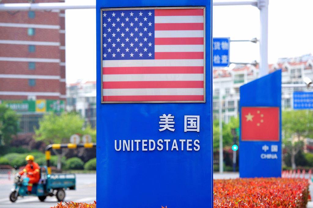 Stany Zjednoczone podniosły cła na towary importowane z Chin