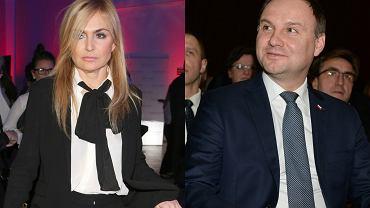 Monika Olejnik, Andrzej Duda