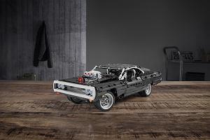 """LEGO stworzyło samochód Toretto z """"Szybkich i wściekłych"""""""