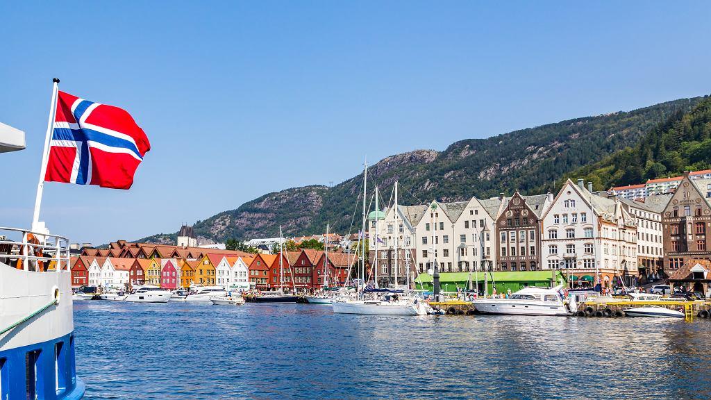Bergen, Norwegia.