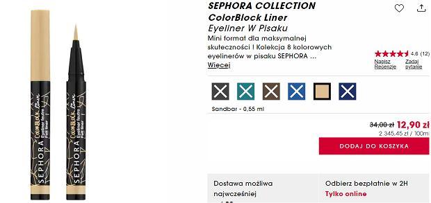 eyeliner Sephora