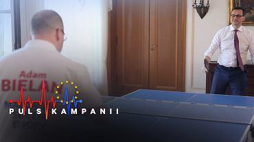 Wybory do Parlamentu Europejskiego. Spot Adama Bielana