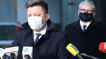 Minister Dworczyk: Po świętach zasady i terminy szczepień w nowej formule