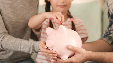Wtajemniczajmy dzieci w rodzinne wydatki