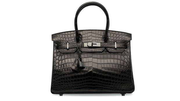 Torebka Hermes Birkin z kolekcji So Black