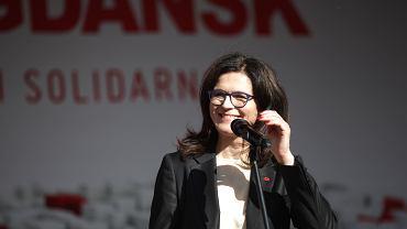 Aleksandra Dulkiewicz. Święto Wolności i Solidarności - rocznica wyborów 4 czerwca 1989 roku