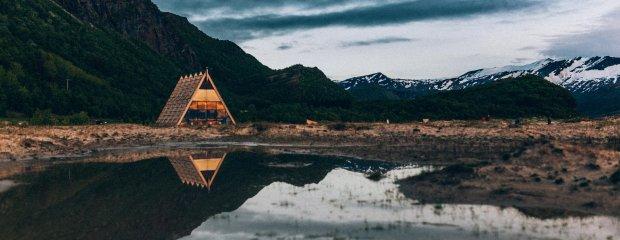 Największa sauna na świecie powstała w ramach festiwalu SALT