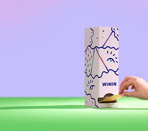 Materiał promocyjny Wimin