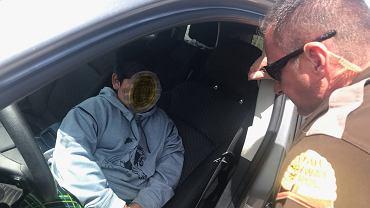 Po kłótni z matką jechał do Kalifornii kupić lamborghini. Pięciolatka zatrzymała policja