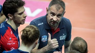 Finał Ligi Mistrzów meczem imienia Nikoli Grbicia. Trener Zaksy znów mierzy się ze swoją przeszłością