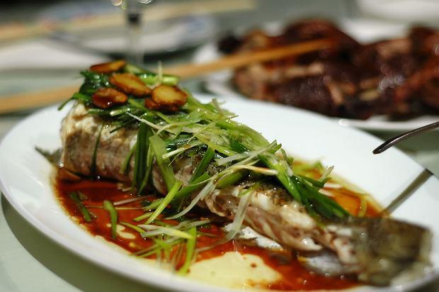 Ryba na parze - w sam raz na zdrowy i dietetyczny świąteczny stół