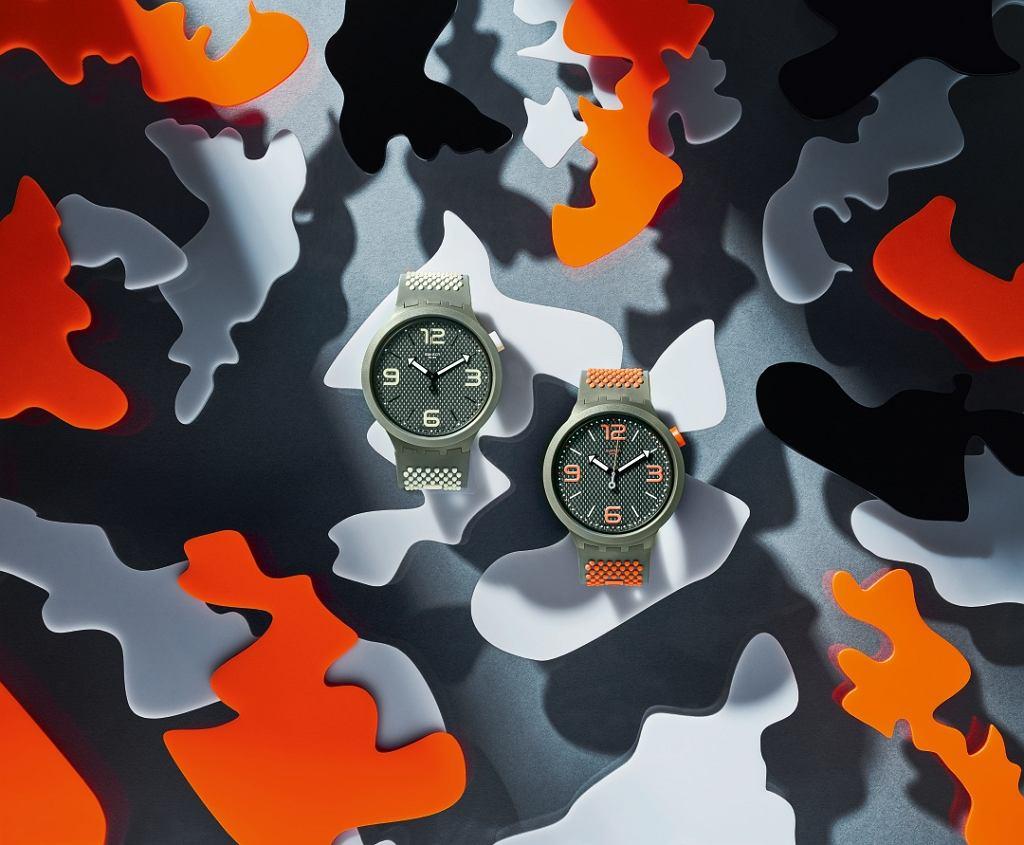 Big Bold - nowa kolekcja zegarków Swatch